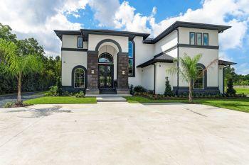 New Single Family Luxury Home Construction Houston, TX