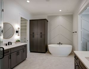 """Bathrooms - another """"living space"""""""